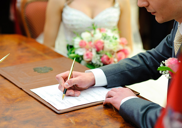 Stylos mariage